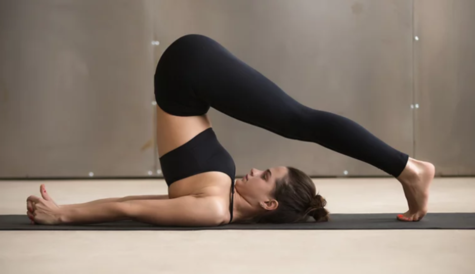 The Plow (Halasana)_Yoga Asanas For Upper, Middle, and Lower Back Pain Relief